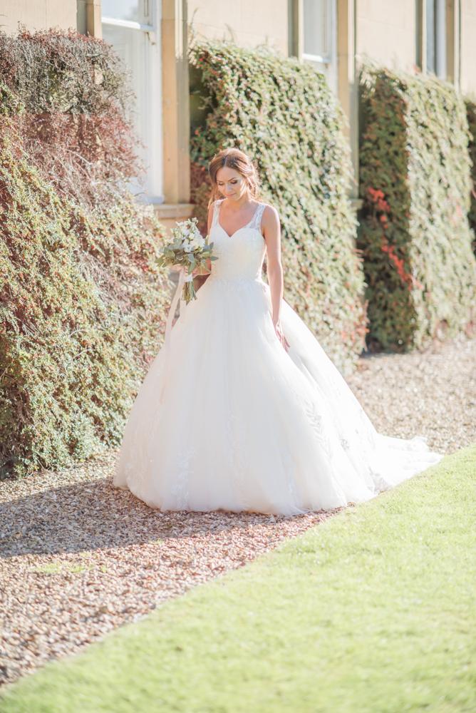 Embellished Princess Gown Elite Bridal
