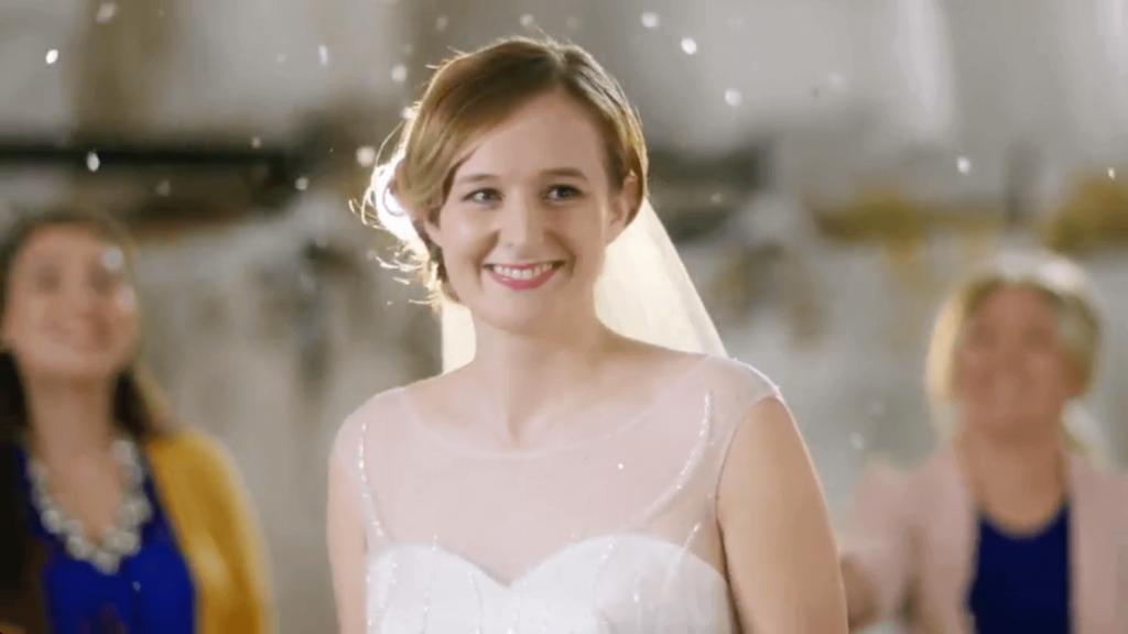 AO Advert Filmed at Elite Bridal Outlets
