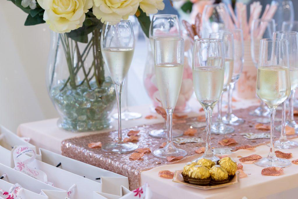 Elite Bridal Champagne