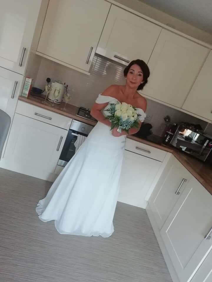 Congratulations to Laura and her Partner