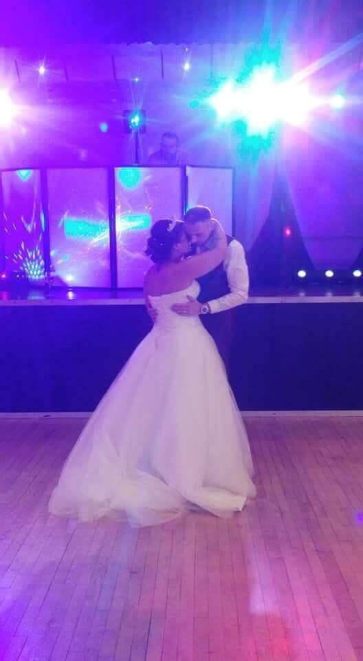 Congratulations To Sarah and her Partner