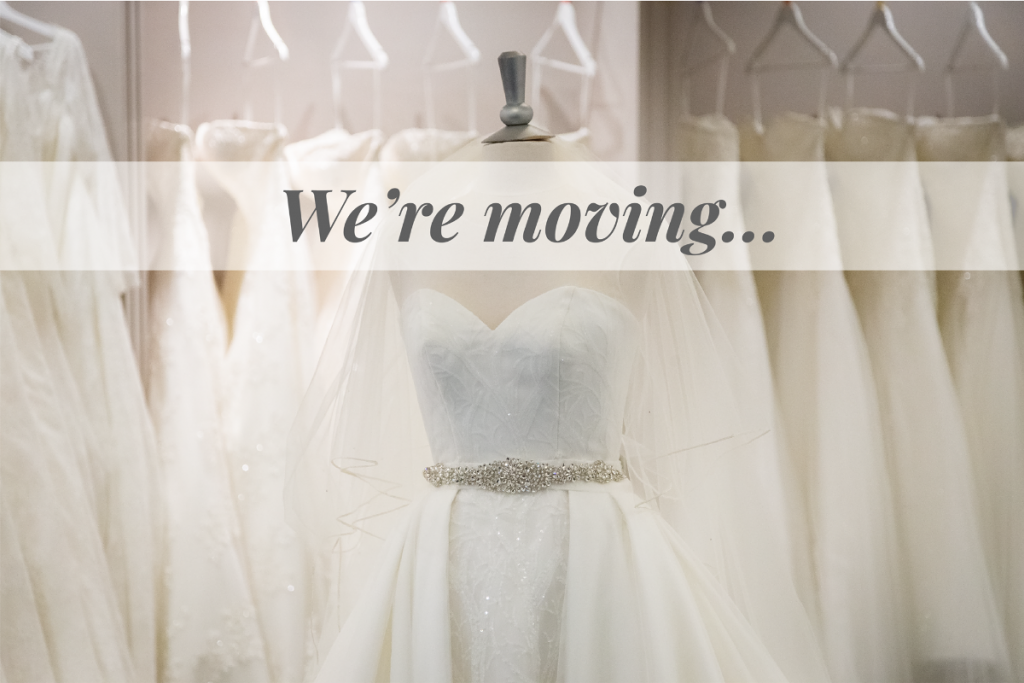 Our new boutique is officially open!