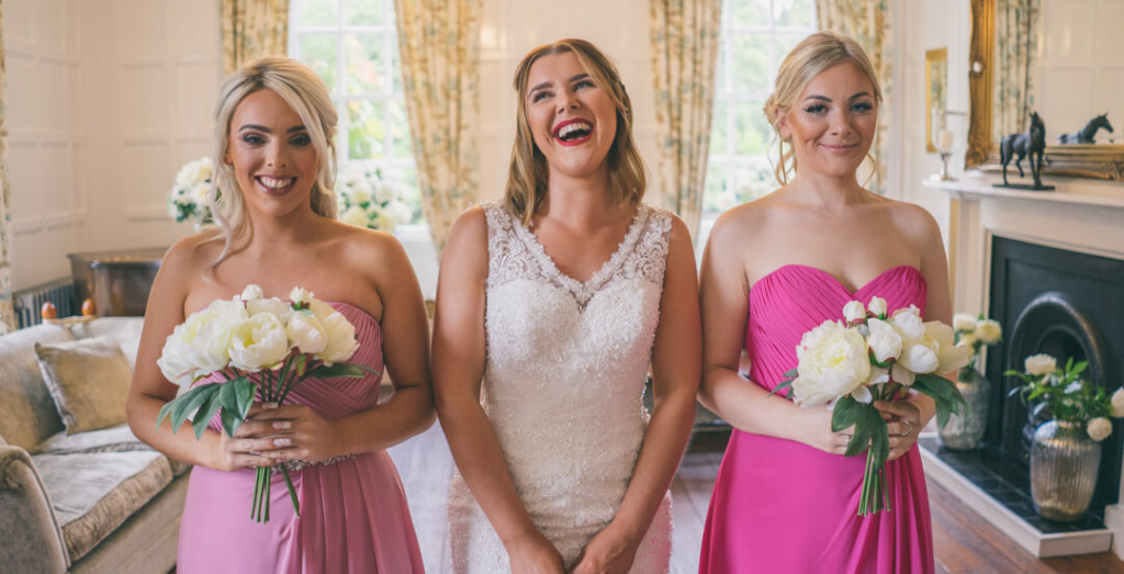 Dress your whole bride tribe for less!