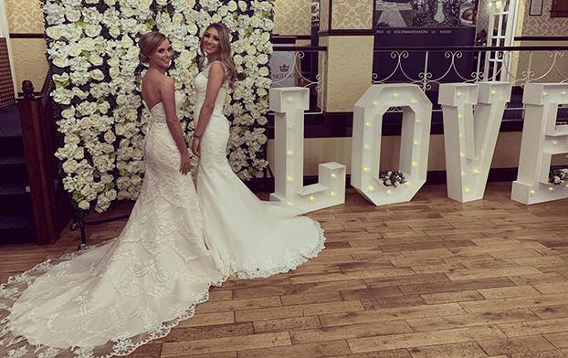 Celebrating our beautiful brides