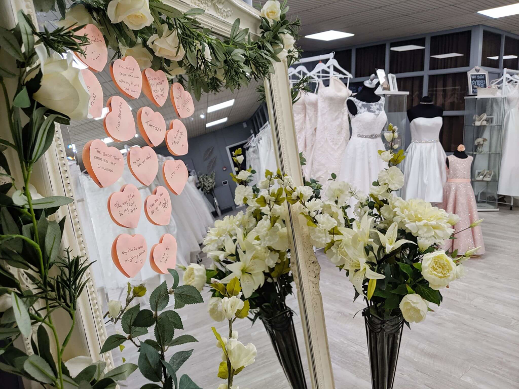Our Christmas Bridal Show in Hull!