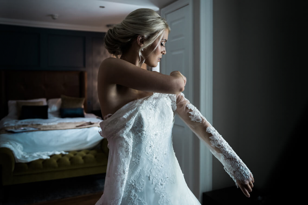 To all our brides who are postponing their weddings right now…