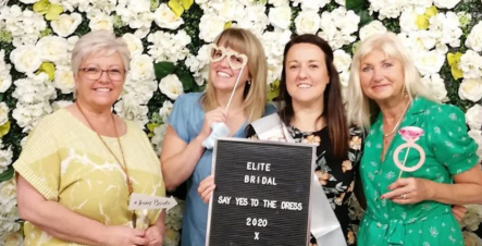 Say Yes to the Dress at Elite Bridal